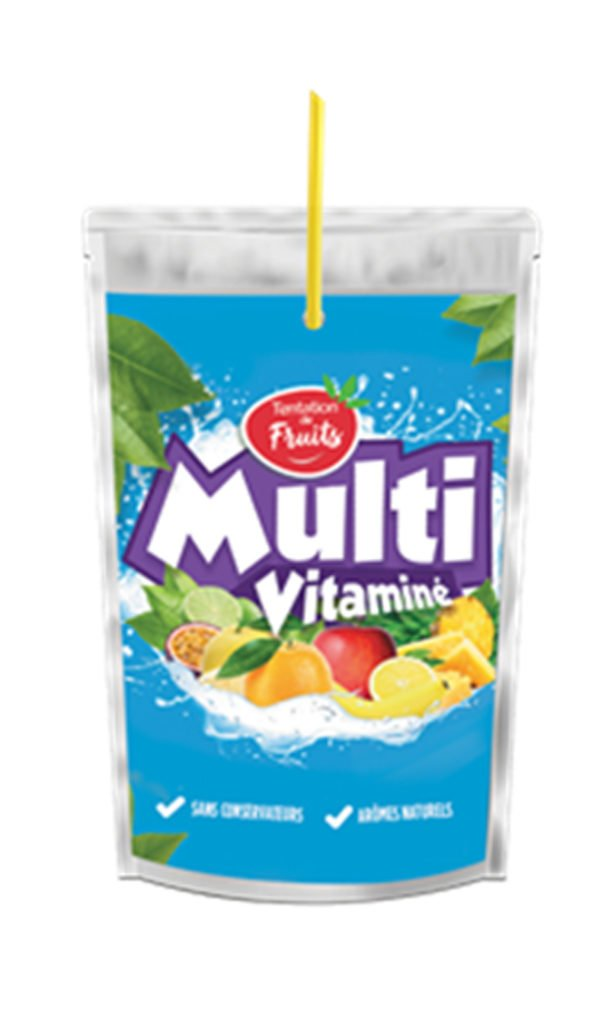 pouches multivitamin